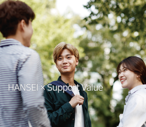 HANSEI X Support Value